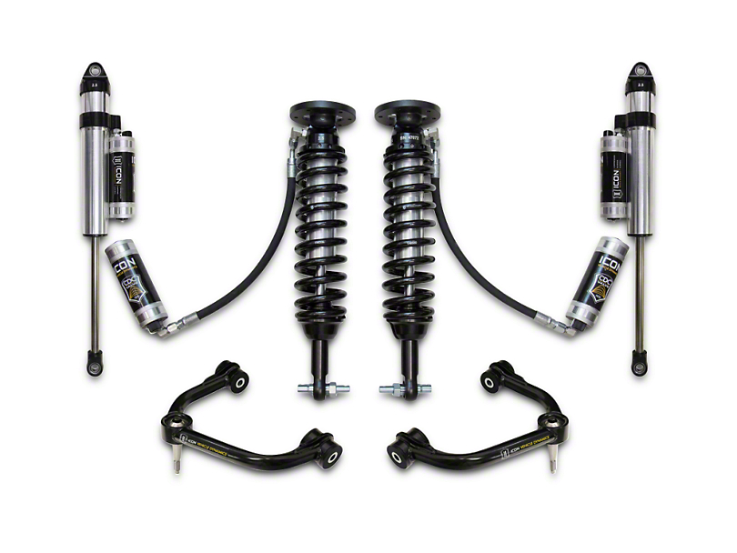 ICON Vehicle Dynamics 1.75-3 in. Suspension Lift System - Stage 5 (15-18 2WD)