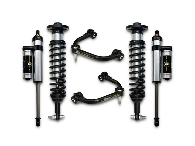 ICON Vehicle Dynamics 0-2.63 in. Suspension Lift System - Stage 3 (2014 2WD)