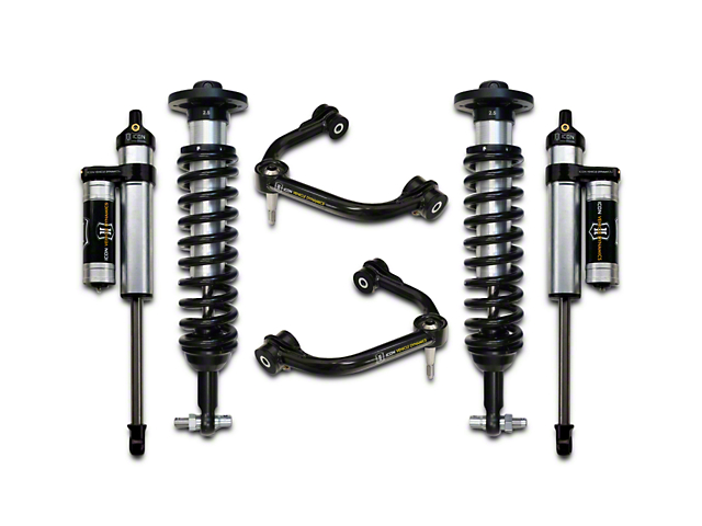 ICON Vehicle Dynamics 0-2.63 in. Suspension Lift System - Stage 3 (2014 4WD, Excluding Raptor)