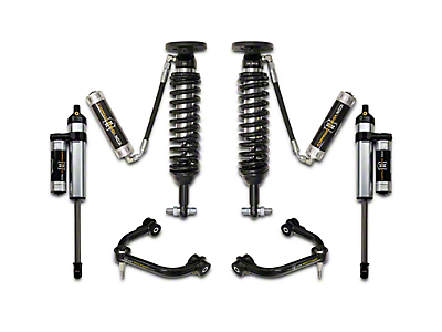 ICON Vehicle Dynamics 1.75-2.63 in. Suspension Lift System - Stage 4 (2014 4WD, Excluding Raptor)