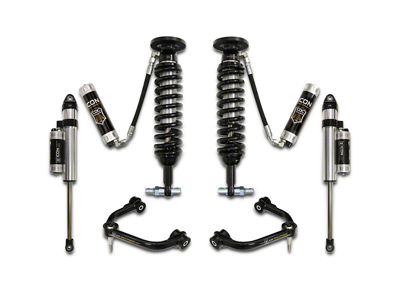 ICON Vehicle Dynamics 1.75-2.63 in. Suspension Lift System - Stage 5 (2014 4WD, Excluding Raptor)