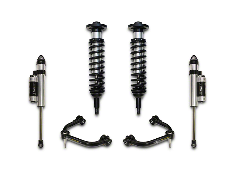 ICON Vehicle Dynamics 0-3 in. Suspension Lift System - Stage 4 (09-13 2WD F-150)