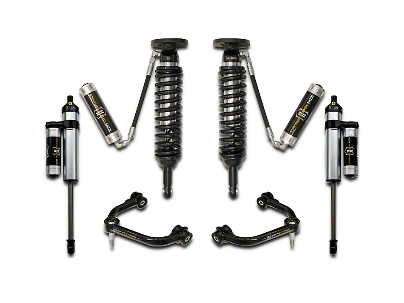 ICON Vehicle Dynamics 0-3 in. Suspension Lift System - Stage 4 (09-13 4WD, Excluding Raptor)