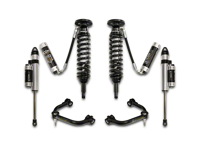 ICON Vehicle Dynamics 0-3 in. Suspension Lift System - Stage 5 (09-13 4WD, Excluding Raptor)