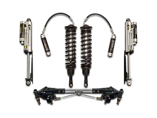 ICON Vehicle Dynamics 3.0 Performance Suspension System - Stage 2 (10-14 Raptor)