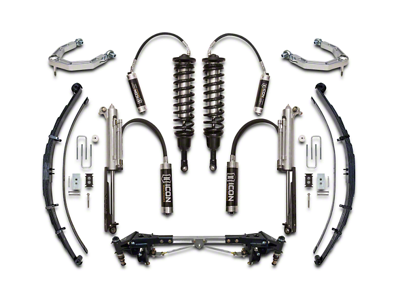 ICON Vehicle Dynamics 3.0 Performance Suspension System - Stage 4 (10-14 F-150 Raptor)