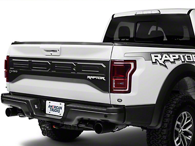 ACC Polished F-150 & Raptor Tailgate Badges (17-18 Raptor)