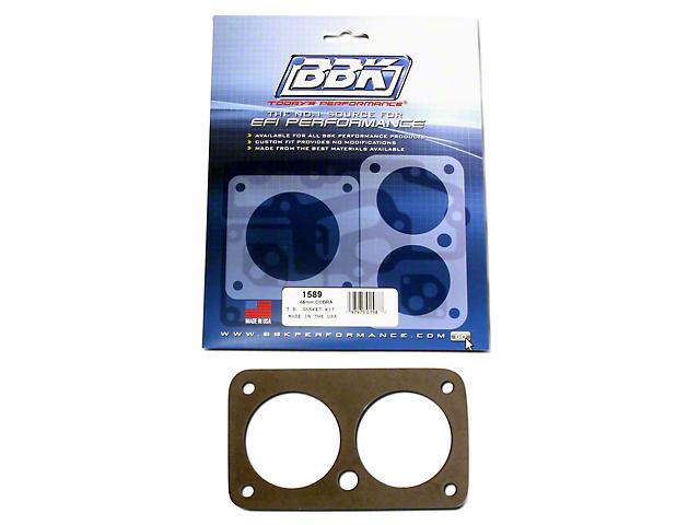 BBK 65mm Throttle Body Gasket Kit (99-03 Lightning; 02-03 Harley Davidson)
