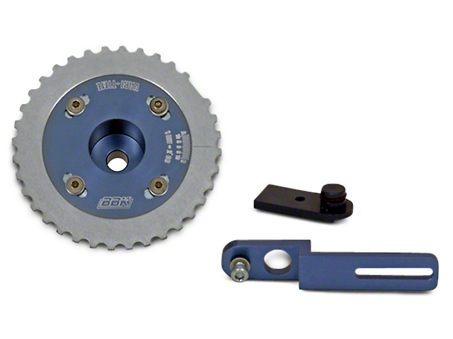 BBK Variable Timing Adjuster Crank Pulley Kit (99-03 Lightning; 02-03 Harley Davidson)