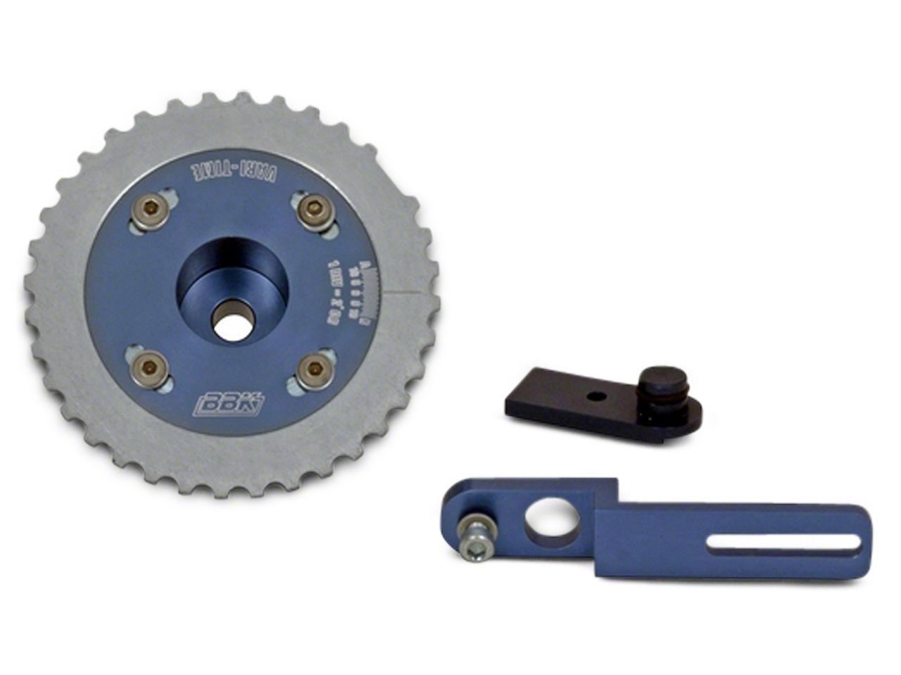 BBK Variable Timing Adjuster Crank Pulley Kit (99-03 Lightning; 02-03 Harley Davidson)