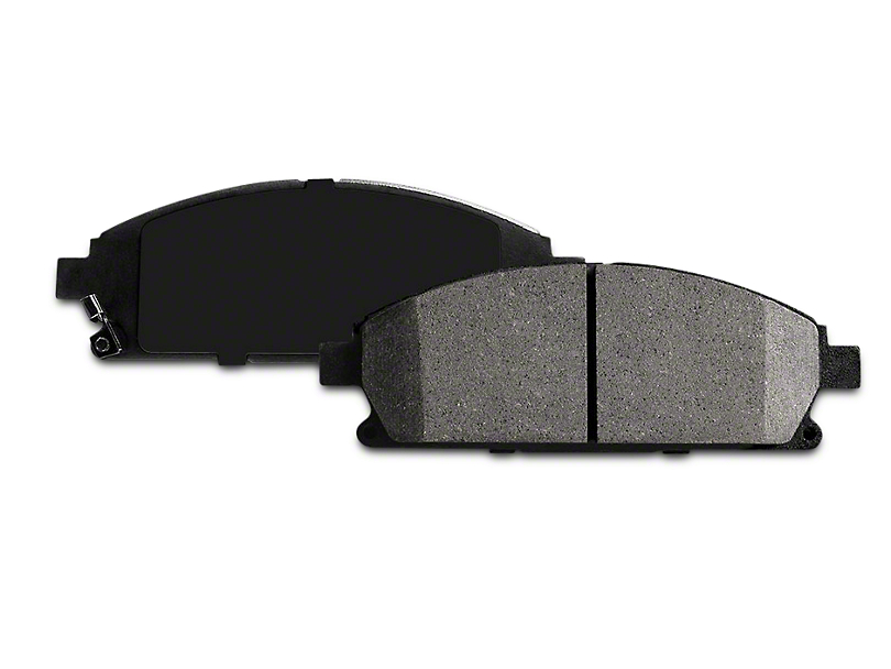 Power Stop Z16 Evolution Clean Ride Ceramic Brake Pads - Rear Pair (04-18 2WD/4WD)