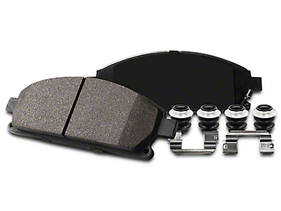 Power Stop Z23 Evolution Sport Ceramic Brake Pads - Front Pair (10-17 2WD/4WD)