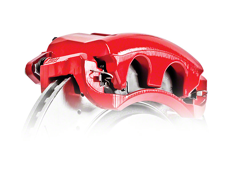 Power Stop Performance Front Brake Calipers - Red (97-03 F-150)