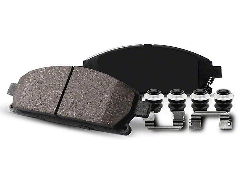 Power Stop Z23 Evolution Sport Ceramic Brake Pads - Front Pair (97-03 F-150)