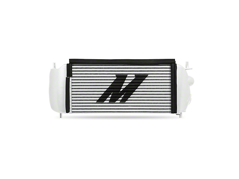 Mishimoto Performance Intercooler - Silver (15-18 2.7L/3.5L EcoBoost, Excluding Raptor)