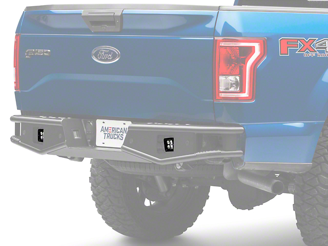 Barricade Replacement LED Fog Light for Barricade Extreme HD Bumpers (06-18 F-150)