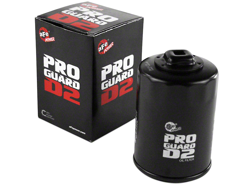 AFE Pro GUARD D2 Oil Filter (11-17 3.5L EcoBoost, 3.7L, 5.0L)