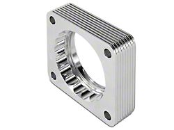 AFE Silver Bullet Throttle Body Spacer (97-03 4.6L, 5.4L F-150)