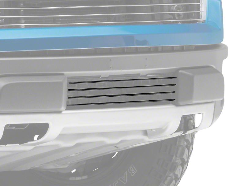 T-REX Laser Billet Lower Bumper Grille Insert - Black (10-14 Raptor)