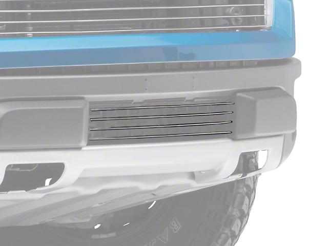 T-REX Laser Billet Lower Bumper Grille Insert - Polished (10-14 F-150 Raptor)