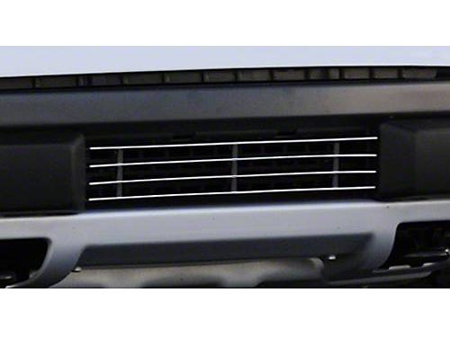 T-REX Special Edition Laser Billet Lower Bumper Grille Insert - Flat Black (10-14 F-150 Raptor)
