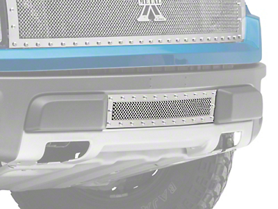 T-REX X-Metal Series Lower Bumper Grille Insert - Polished (10-14 Raptor)