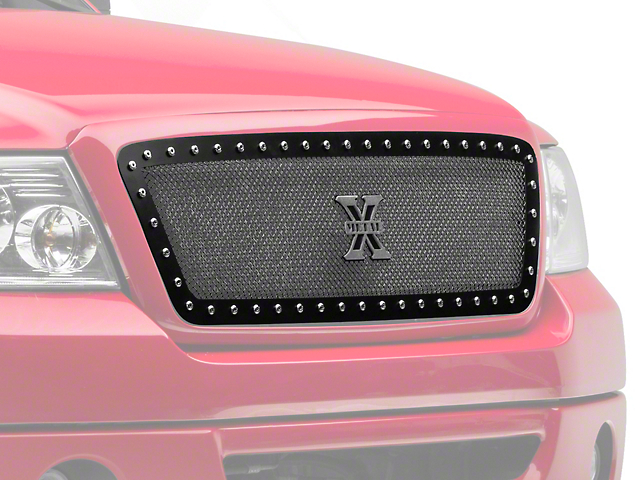 T-REX X-Metal Series Upper Replacement Grille - Black (04-08 F-150)