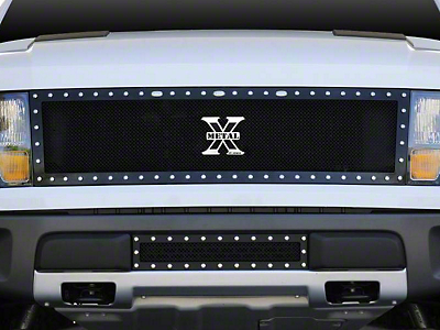T-REX X-Metal Series Upper Replacement Grille - Black (10-14 Raptor)