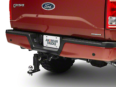 Rugged Ridge 2 in. Chrome Trailer Hitch Ball (97-18 F-150)
