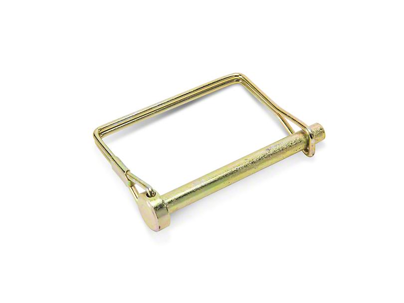 Omix-ADA Wire Lock Hitch Pin - 2.5 in x 5/16 in. (97-17 All)