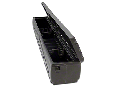 DU-HA Behind-the-Seat Storage - Black (09-14 F-150 Regular Cab)