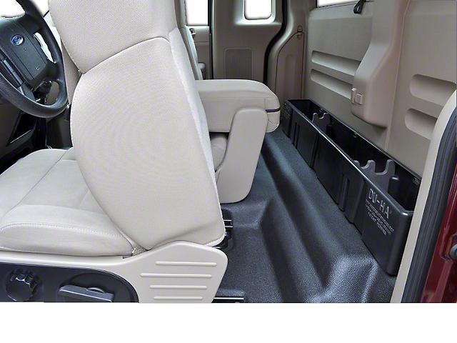 F 150 Behind The Seat Storage Black 04 08 F 150 Regular