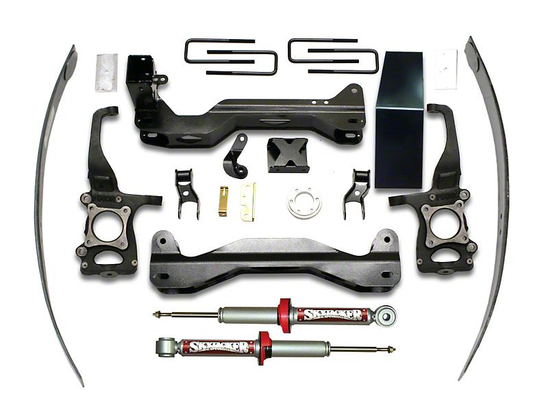 SkyJacker 4-6 in. Performance Suspension Lift Kit w/ Shocks (09-12 4WD F-150, Excluding Raptor)