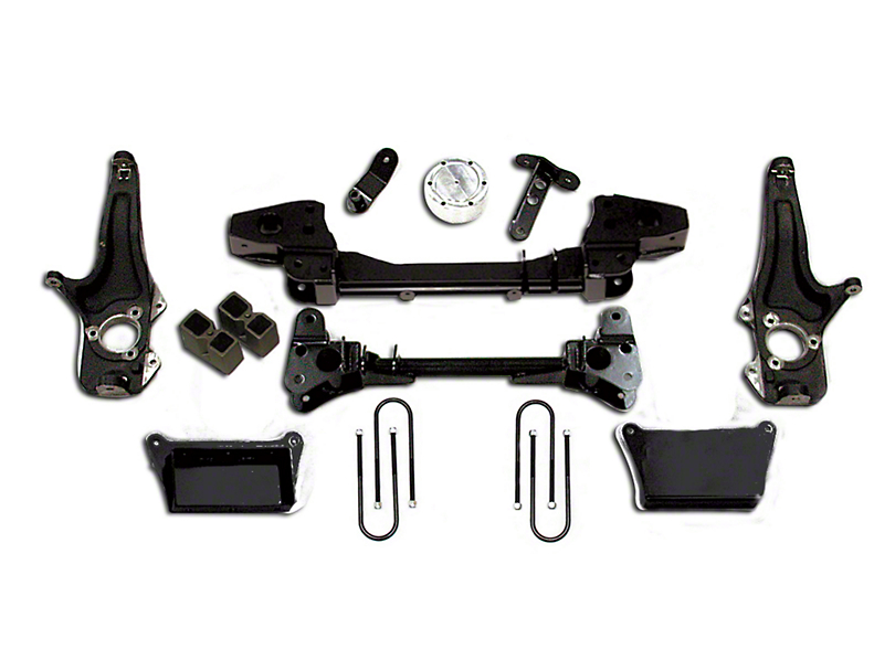 SkyJacker 6 in. Standard Suspension Lift Kit w/ Shocks (97-03 4WD)