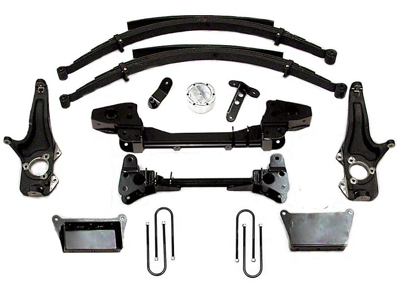 SkyJacker 6 in. Standard Suspension Lift System w/ Shocks (97-03 4WD)