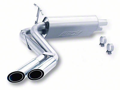 Borla Touring Dual Exhaust System - Middle Side Exit (99-03 Lightning)