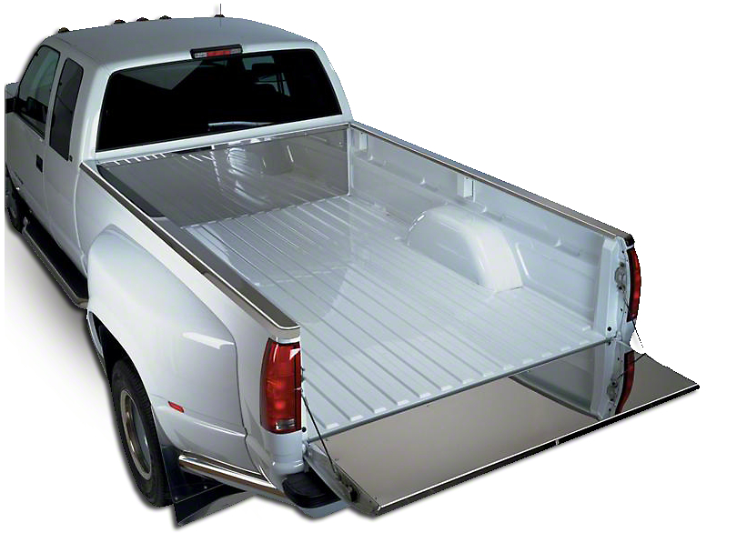Putco Front Bed Protector - Stainless (97-03 F-150 Styleside)