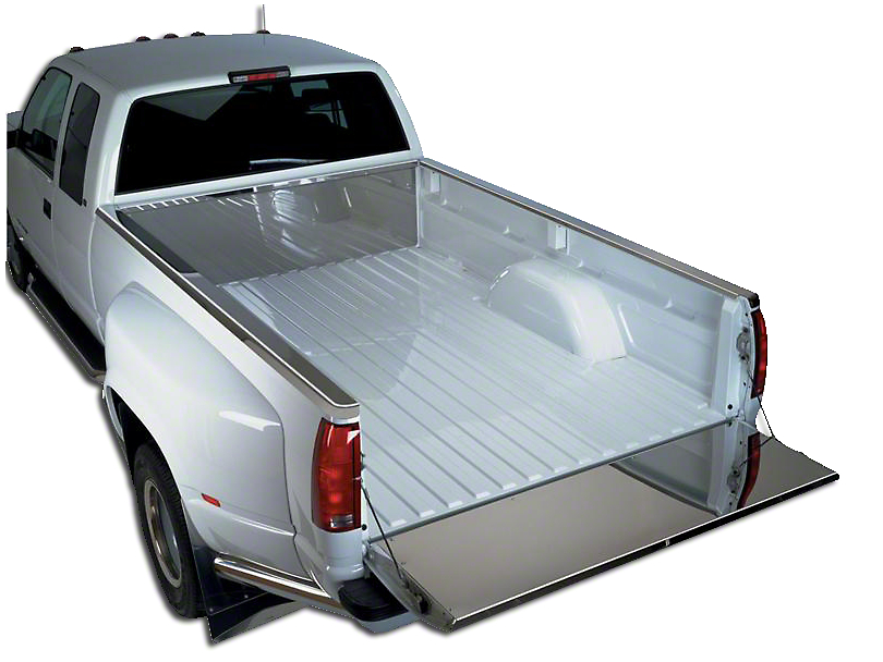 Putco Full Tailgate Protector - Stainless (97-03 Styleside)