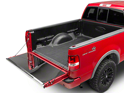 Putco Full Tailgate Protector - Stainless (04-08 F-150 Styleside)