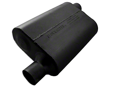 Flowmaster 40 Series Delta Flow Offset/Offset Oval Muffler - 2.25 in. (97-18 All)