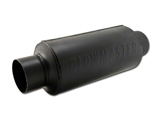 Flowmaster Pro Series Shorty Center/Center Bullet Style Muffler - 3.0 in. (97-18 F-150)