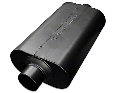 Flowmaster Super 50 Series Center/Center Oval Muffler - 3.0 in. (97-18 F-150)