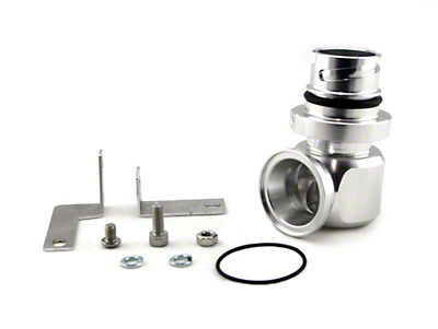 Turbosmart 90 Degree Adapter Kit for Supersonic Blow Off Valve (13-16 3.5L EcoBoost F-150)