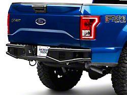 RedRock 4x4 Tubular Off-Road Rear Bumper (15-19 F-150, Excluding Raptor)
