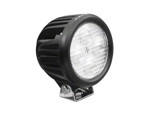 Axial 4 in. 4-LED Round Light - Flood Beam
