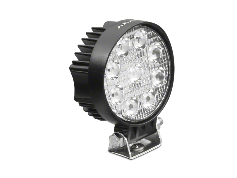 Axial 3.5 in. 9-LED Round Light - Spot Beam (97-19 F-150)