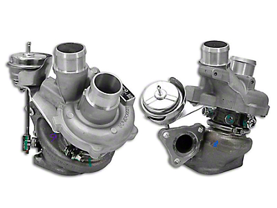 Ford Performance Twin Turbo Upgrade Kit (13-15 3.5L EcoBoost F-150)