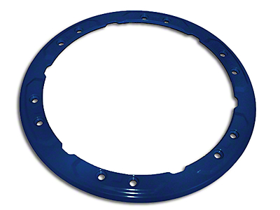 Ford Performance Bead Lock Wheel Trim Ring - Blue (17-18 F-150 Raptor)