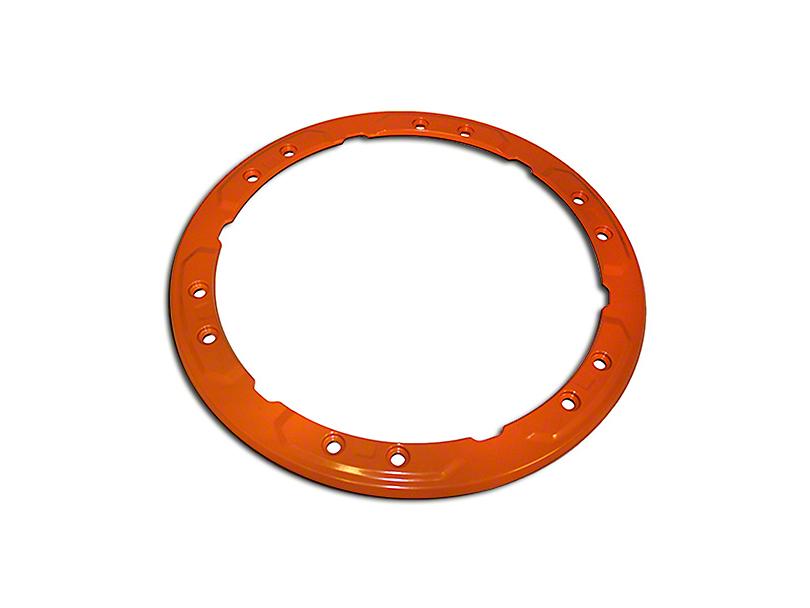 Ford Performance Bead Lock Wheel Trim Ring - Orange (17-18 Raptor)
