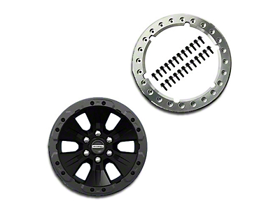 Ford Performance Bead-Lock Wheel Kit (17-18 F-150 Raptor)